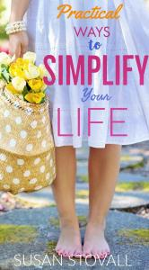Book Cover new for Practical Ways to Simplify Your Life Adobe Spark Aug 2017