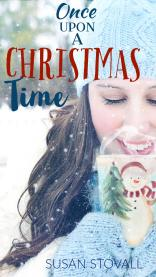 Book Cover new for Once Upon A Christmas Time Adobe Spark Aug 2017
