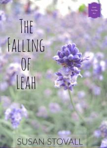 Book Cover new The Falling of Leah with Adobe Sparks Aug 2017