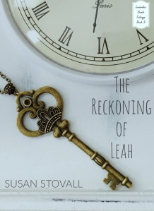 Book Cover for The Reckoning of Leah Book 3