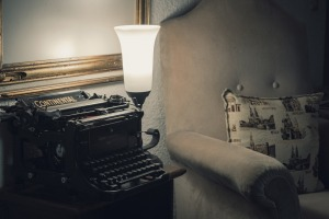 Grace After Fifty vintage typewriter picture Pixabay